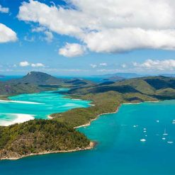 Les Whitsundays Islands