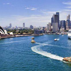 Les villes australiennes